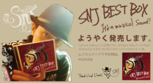 SNJ ベスト盤 ようやく発売。