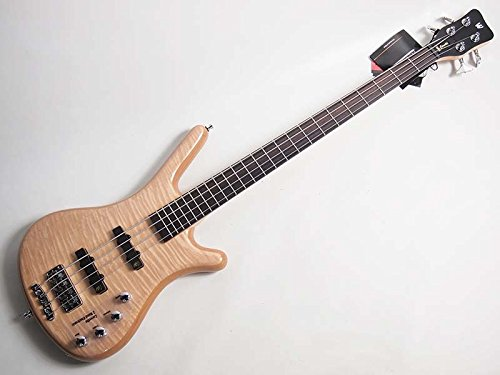 Warwick/Rock Bass Corvette Premium 4 Natural High Polish【ワーウィック】