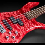 重低音ベースWarwick Custom Shop Masterbuilt – Streamer LX Special Bleached Red 動画
