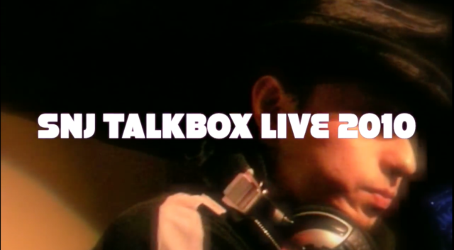 SNJ TALKBOX LIVE